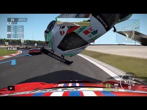 Project CARS 2 - Online Crash Compilation