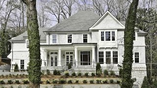 Deluxe Custom New Home in Atlanta, Georgia