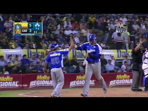 Navegantes del Magallanes vs Leones del Caracas