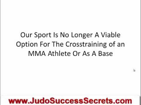 "Dr. Rhadi Ferguson Presents ""Will Judo Live Or Die? Did The IJF Make A Marketing Mistake?"""