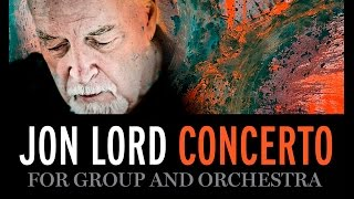 Jon Lord - Concerto for Group and Orchestra (Filarmonica Mousiké)