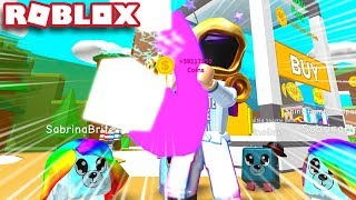 PURPLE REBIRTH MAGNET 🧲 AND ALL SHINY SPARKLE PETS! ✨ | Roblox Magnet Simulator