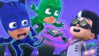 PJ Masks Full Episodes New Episode 8 Full Episodes Season 2 | Superhero Kids