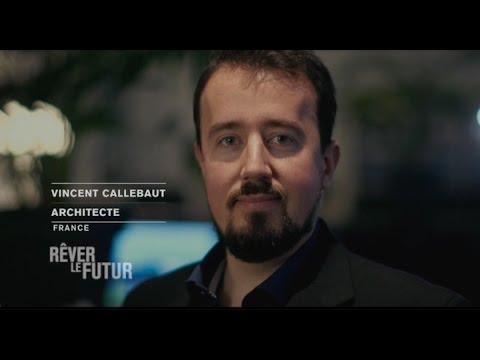 ARTE : Rêver le futur - Interview de Vincent Callebaut