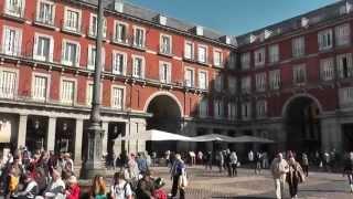 Мадрид, город площадей, часть 1(, 2014-11-16T13:24:14.000Z)