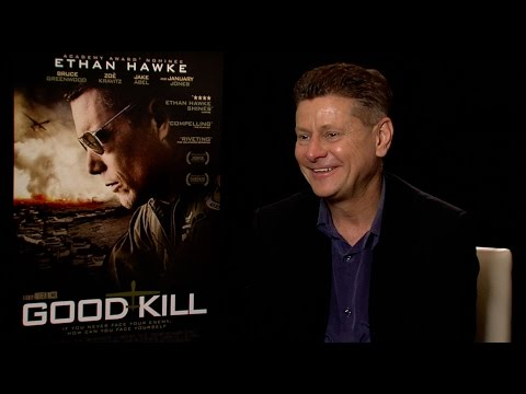 Andrew Niccol Talks GOOD KILL, His Unique Representation of the CIA and More Mp3
