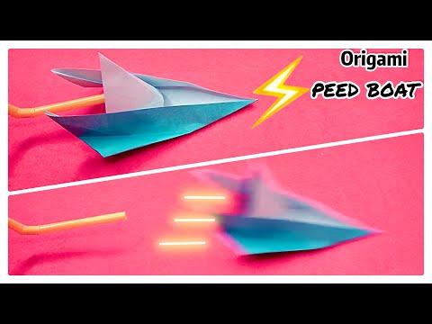 how-to-make-paper-speed-boat!-diy-paper-boat-racing-game!-super-easy-n-fun!
