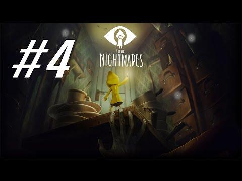 Little Nightmares - FINAL - OSCURIDAD - EP 4