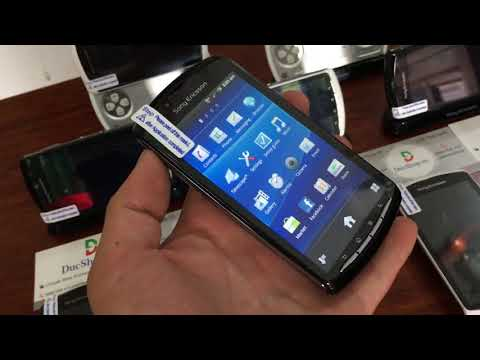 Sony xperia Play r800i huyền thoại