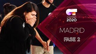 OT CASTING MADRID | FASE 2 | OT 2020