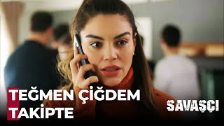 Sarah Çiğdem'in Gözetiminde - Savaşçı 91. Bölüm