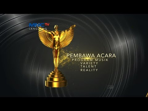 Raffi Ahmad   Pemenang Kategori Pembawa Acara Program Musik   PANASONIC GOBEL AWARDS 2017