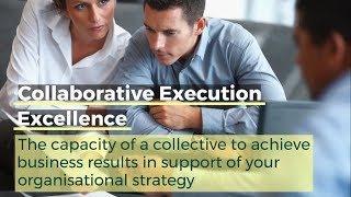 WORKSHOP V - FLYERS : Collaborative Execution Excellence