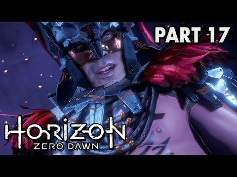 Horizon Zero Dawn German PS4 Pro Gameplay - Das Ende von allem