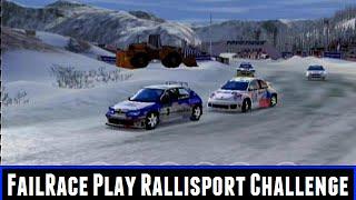 FailRace Play Rallisport Challenge