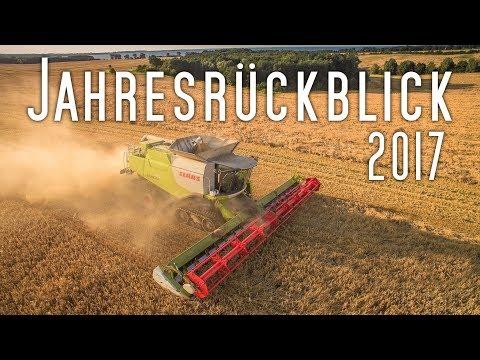 Big Farming in Germany | one year of farming | Jahresrückblick 2017