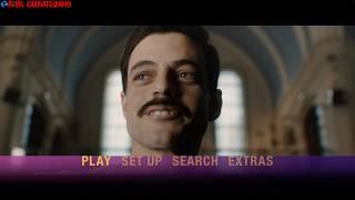 Bohemian Rhapsody (2018) Blu-ray™ Disc   Main Menu
