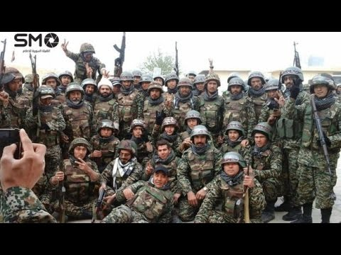 FIGHTING FOR ASSAD: IRAN'S FOREIGN LEGION