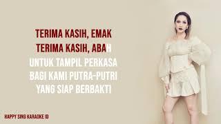 Gambar cover Bunga Citra Lestari  - Harta Berharga | OST. Keluarga Cemara (Karaoke)