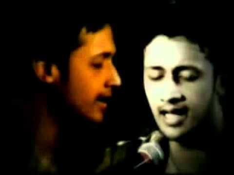 Aaj dil dukha hai by atif aslam mp3 download.