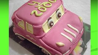 Детский торт Машина из мастики. Как сделать торт Машина.(Партнерская программа YouTube для Начинающих с 0 подписчиков: http://tube-partner.ru/t/132 Заходите на мой сайт «Готовим..., 2014-12-14T12:35:40.000Z)