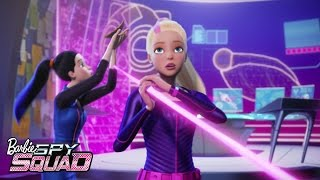 Spy Squad Bloopers! | Spy Squad | Barbie