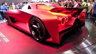 Tokyo Motor Show 2015 - Nissan Concept 2020