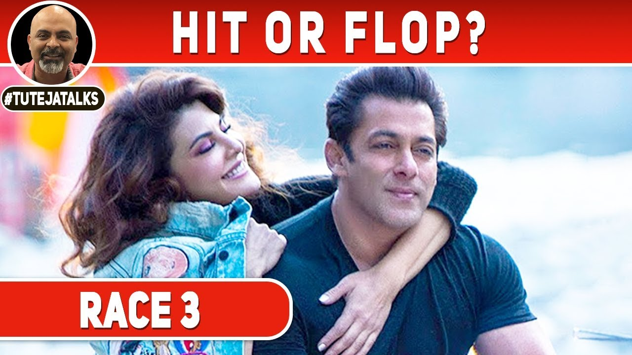 RACE 3 Hit Or Flop?  | Box Office Verdict | Salman Khan | #TutejaTalks