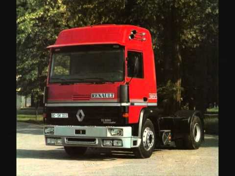 RENAULT TRUCK GAMME R  & DECORES