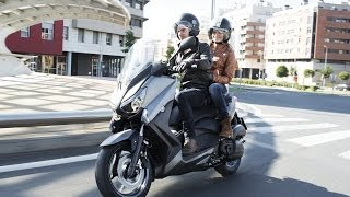 Yamaha X-MAX 125cc 250cc Scooter Official Movie Full HD