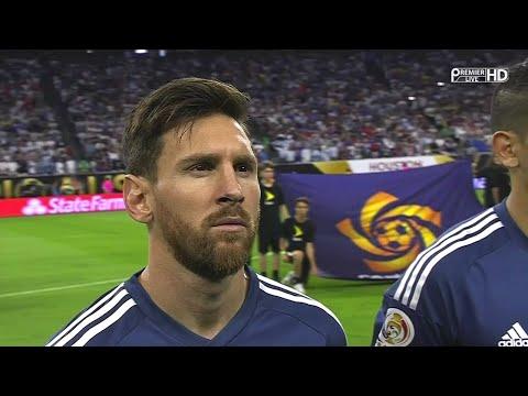 Lionel Messi vs USA (Copa America 2016) HD 720p - English Commentary