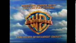 Warner Brothers TV segway ident (2000)