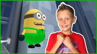 Being a Minion in Roblox?!?