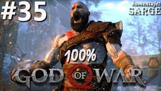 Zagrajmy w God of War 2018 (100%) odc. 35 - Kopalnie Landsudr