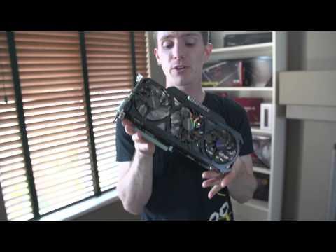 Gigabyte GeForce GTX 770 Windforce Unboxing & Overview