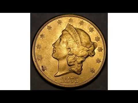 History Of The United States Liberty Head Double Eagle Gold Coin
