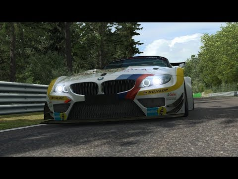 RaceRoom LeaderBoard + Setup   BMW Z4 GT3 @ Spa 2:16:6xx