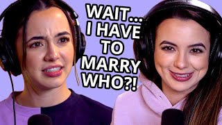 Will Veronica Merrell & Aaron Burriss get MARRIED?! | Twin My Heart The Podcast