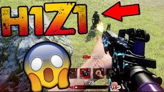 OMG LET'S GO!! CIZZORZ PLAYS H1Z1 KING OF THE KILL!!