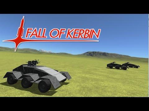 Fall Of Kerbin #1 - Wall Of Armour - Kerbal Space Program
