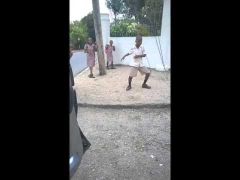 ISH Dance  Bajan style