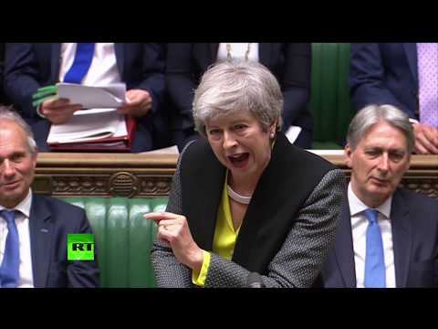 LIVE: Theresa May holds PMQs before giving a statement on G20 & EU leadership