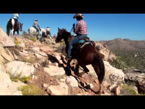 Red Rock Canyon By Horseback