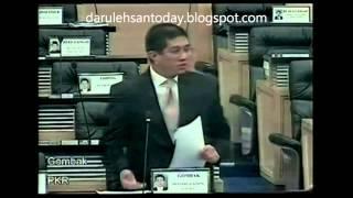 Azmin Ali Malukan Kerajaan Malaysia...