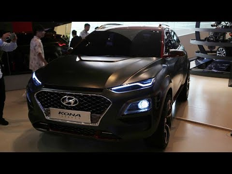 Hyundai Kona Iron Man Special Edition Unveiled