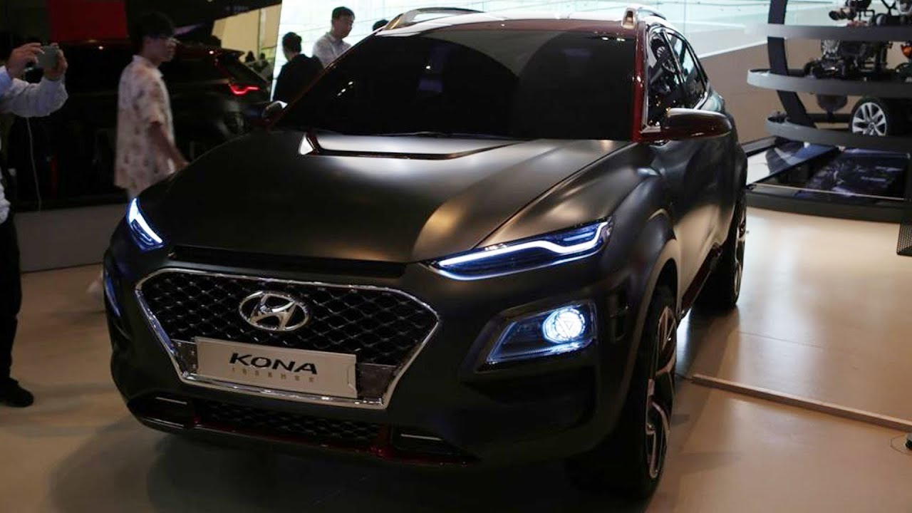 hyundai kona iron man special edition unveiled youtube. Black Bedroom Furniture Sets. Home Design Ideas
