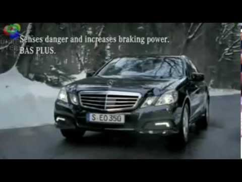 Mercedes benz e class advert new youtube for Mercedes benz new advert
