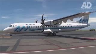 Aeromar inaugura vuelo Guadalajara-Manzanillo