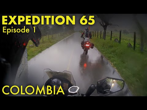 South American Motorcycle Adventure Begins - Expedition 65 - Episode 1