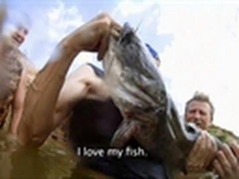 Handfishin' Frenchmen | Hillbilly Handfishin'